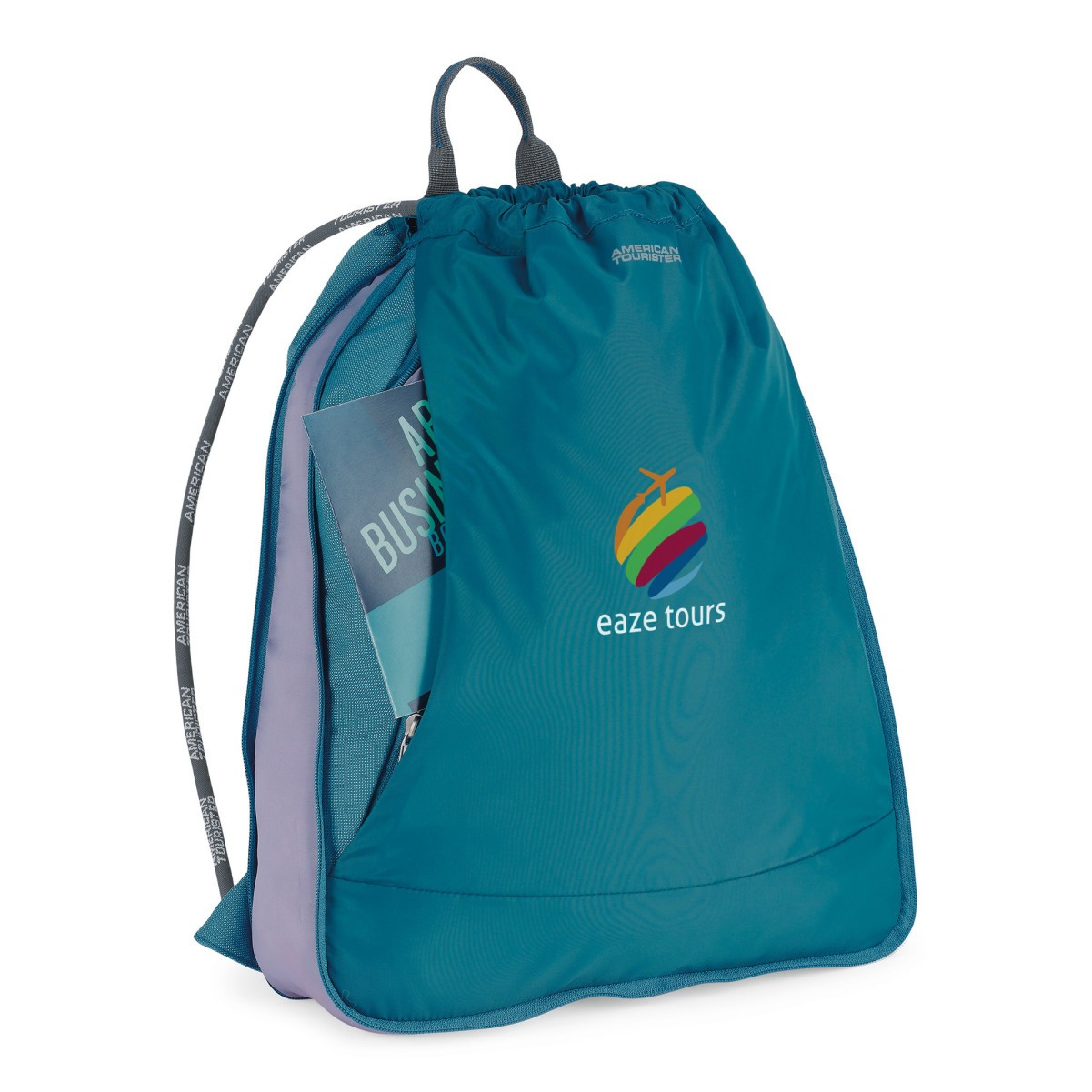 American Tourister® Voyager Cinchpack Blue