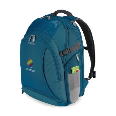 American Tourister® Voyager Deluxe Computer Backpack Blue