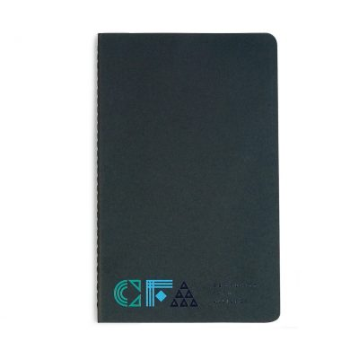 Moleskine® Cahier Plain Large Journal - Black