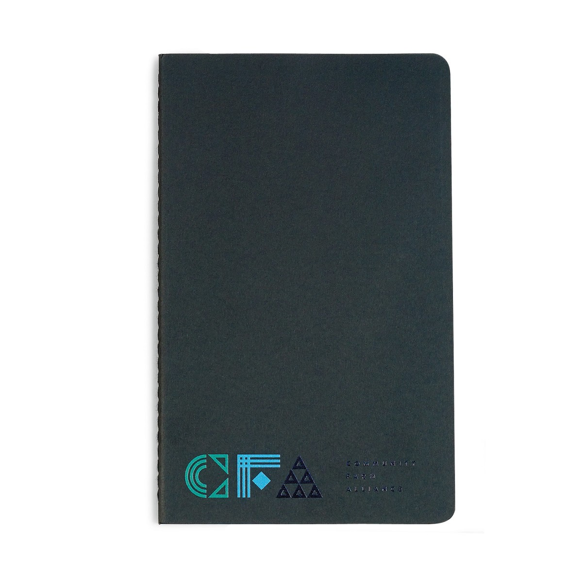 Moleskine® Cahier Plain Large Journal Black