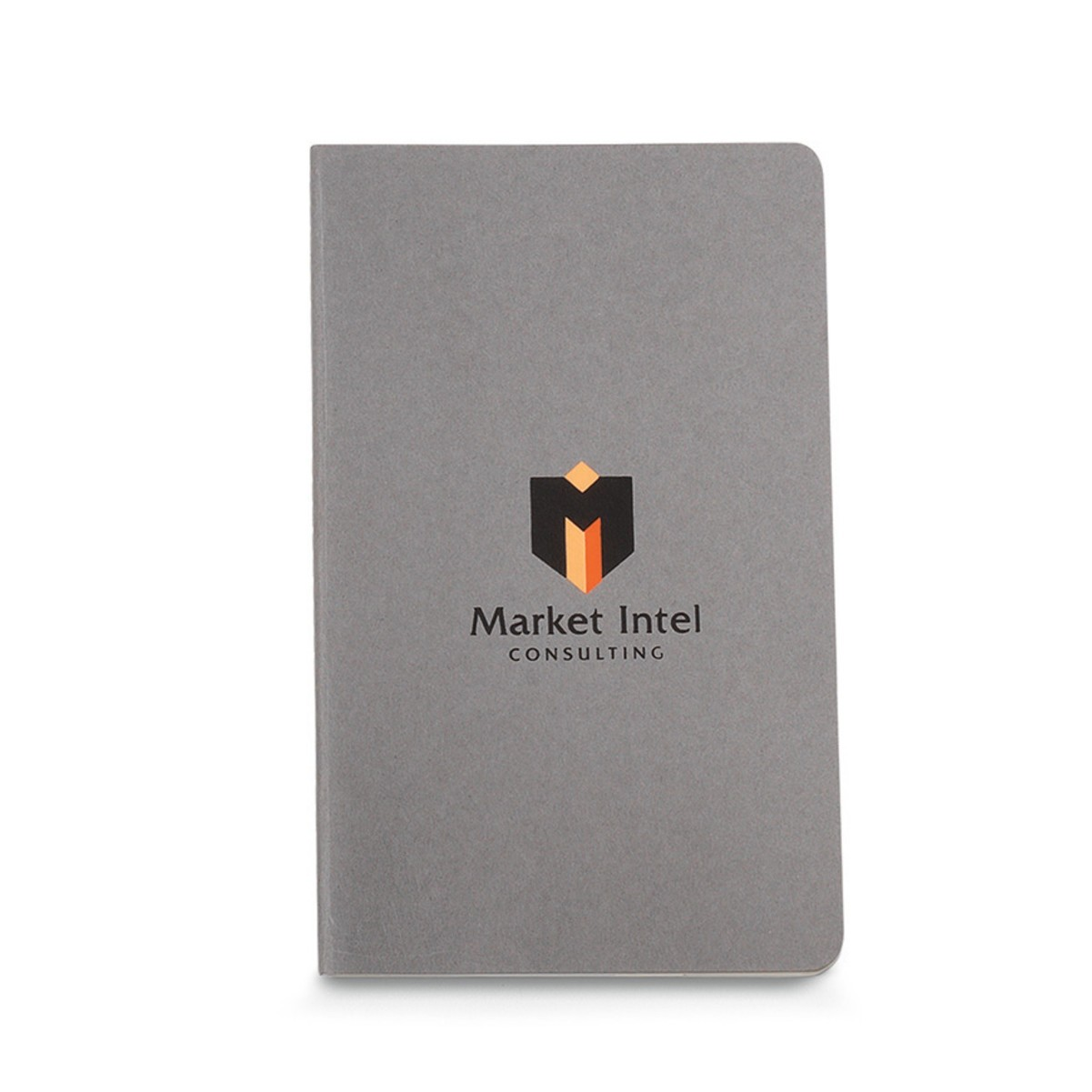 Moleskine® Cahier Ruled Large Journal Grey