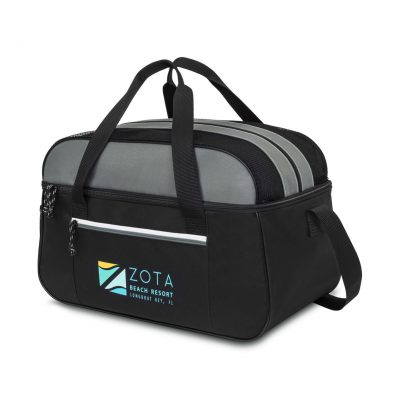 Air Zone Mesh Sport Bag Black-Grey