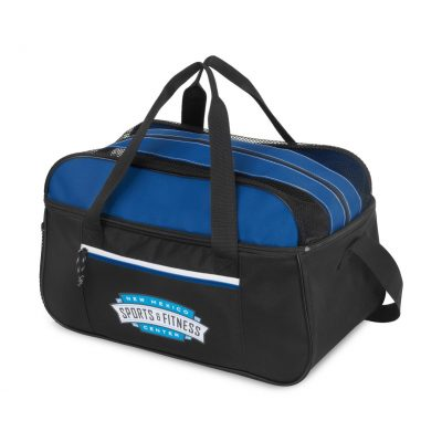 Air Zone Mesh Sport Bag Blue