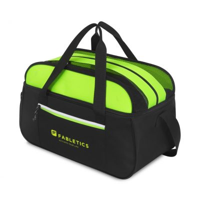 Air Zone Mesh Sport Bag Green-Yellow