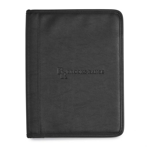 Hillcrest Writing Pad - Black