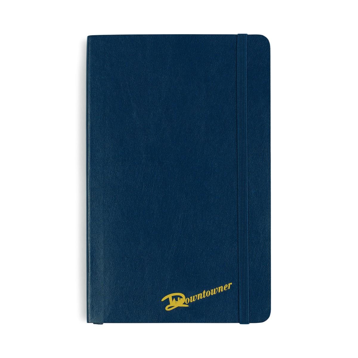 Moleskine® Soft Cover Ruled Large Notebook Blue