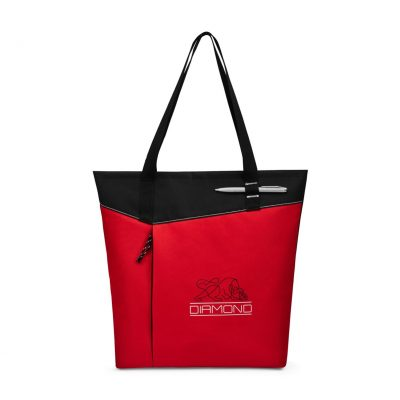Venue Convention Tote Red