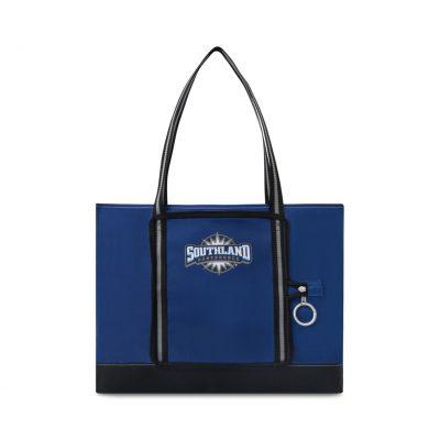 Everyday Packaway Tote Blue