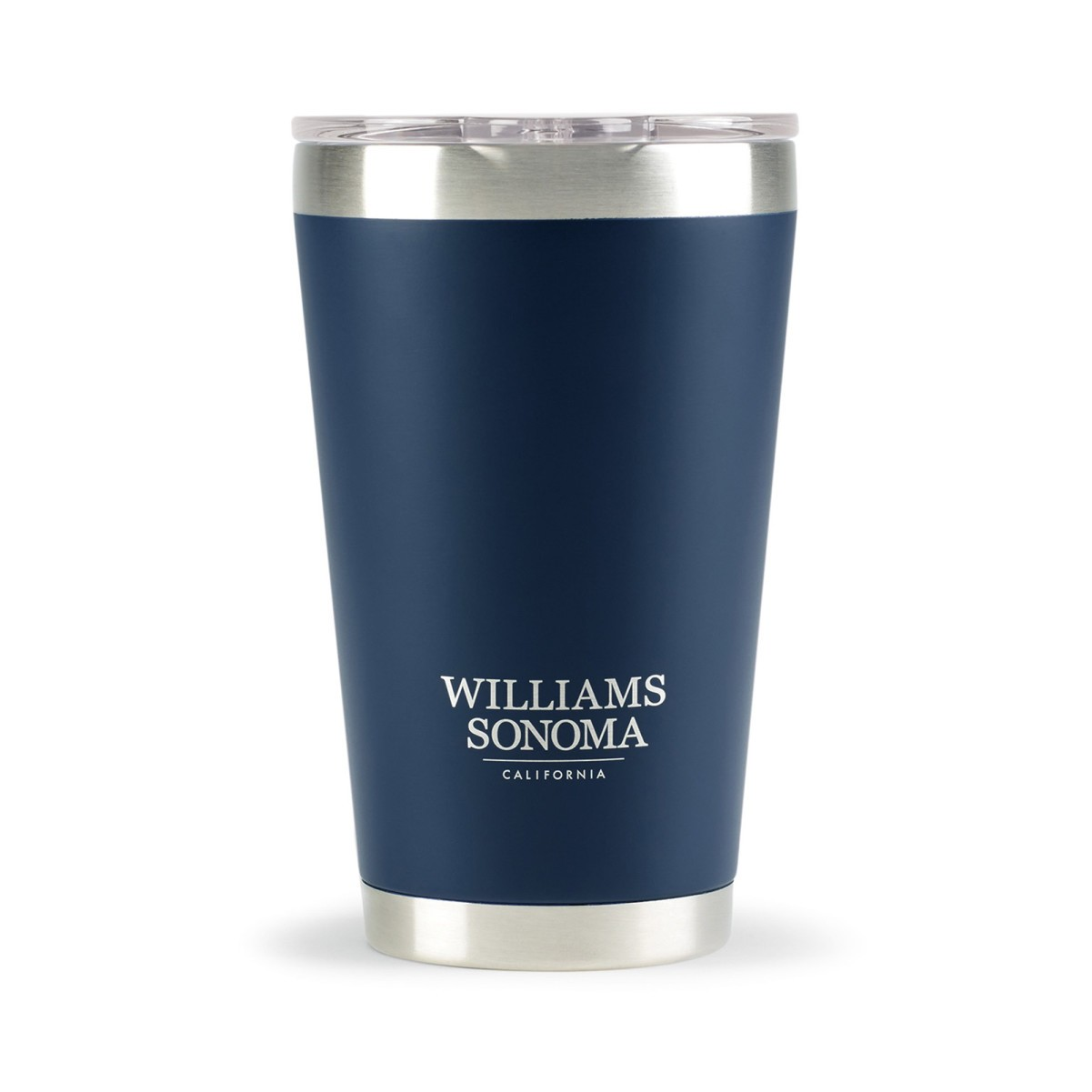 Aviana™ Vale Double Wall Stainless Pint - 16 Oz. Blue