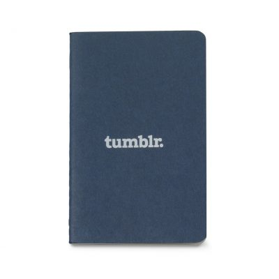 Moleskine® Cahier Ruled Pocket Journal Blue