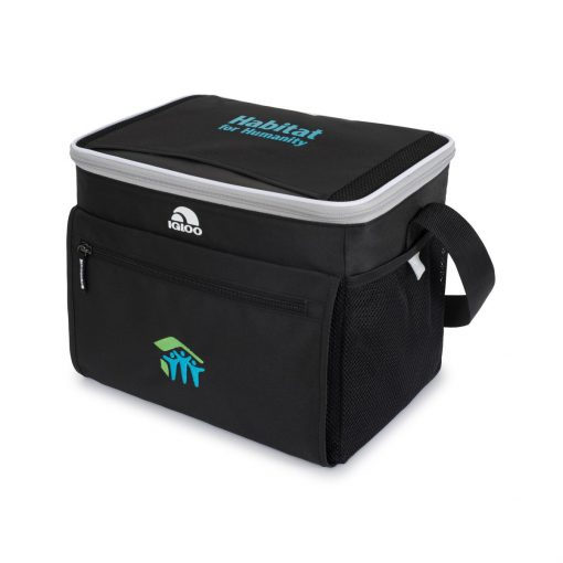 Igloo® Akita Hard Lined Cooler - Black