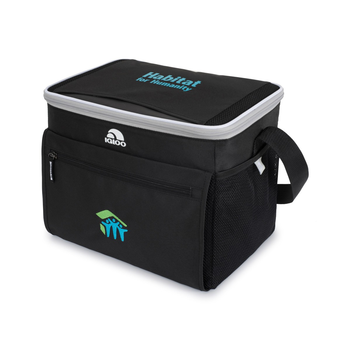 Igloo® Akita Hard Lined Cooler Black