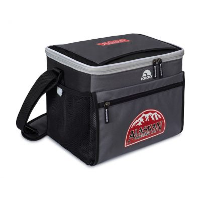 Igloo® Akita Hard Lined Cooler - Grey