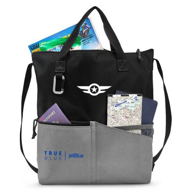 Synergy All-Purpose Tote Black-Grey