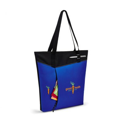 Venue Convention Tote Blue