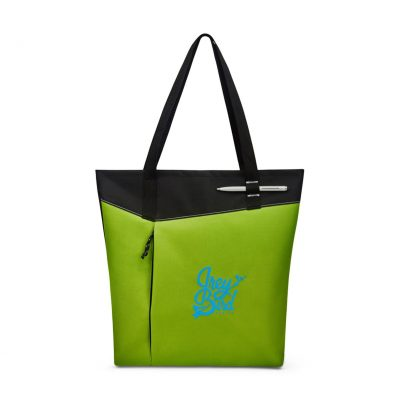Venue Convention Tote Green