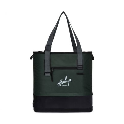 Brighton Adjustable Tote Green