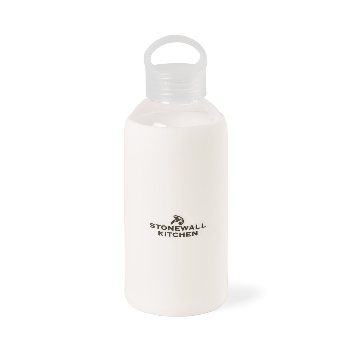 Purity Glass Bottle - 18.5 Oz. White