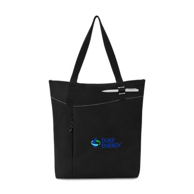 Venue Convention Tote Black