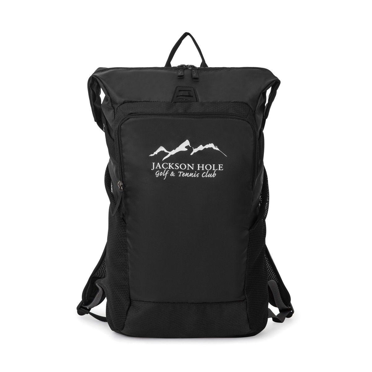 Vertex™ Fusion Packable Backpack Black