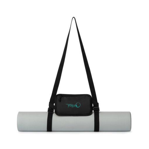 Asana Yoga Mat With Bag - Black