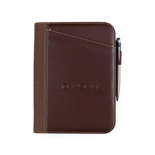 Cedar Junior Padfolio - Brown