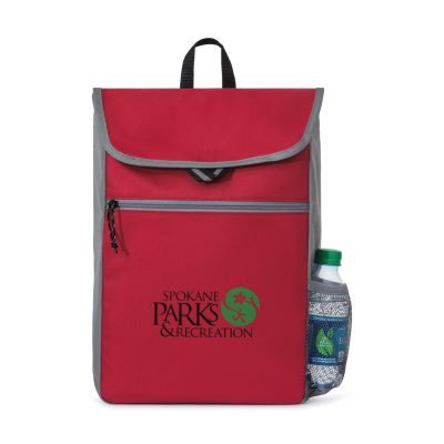 Hunter Backpack Red