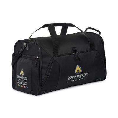 Vertex™ Fusion Packable Duffel Black