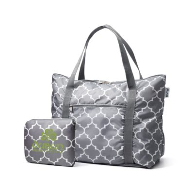 RuMe cFold Travel Duffle Grey