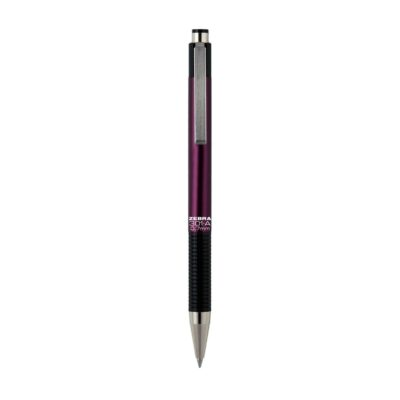 Zebra F-301 The Original Retractable Ballpoint Red