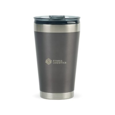 Aviana™ Solara Double Wall Stainless Tumbler - 16 Oz. Grey