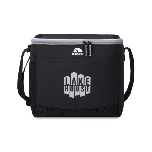 Igloo® Akita Collapse and Cool Cooler Black