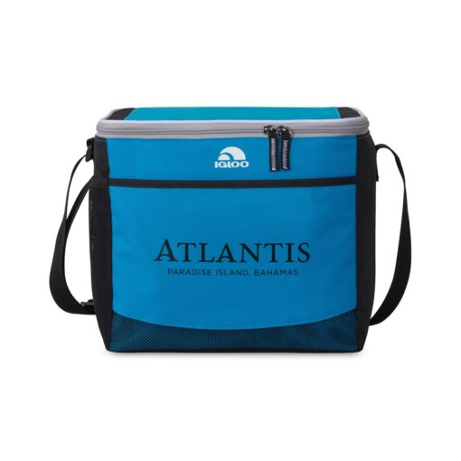 Igloo® Akita Collapse and Cool Cooler Blue