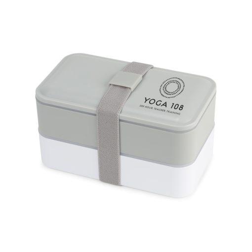 Kyoto Bento Lunch Box - Grey