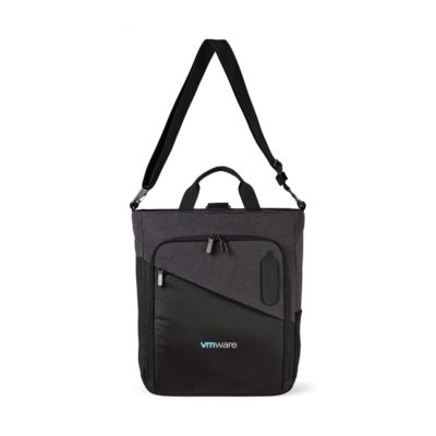 Life in Motion™ Linked Charging Computer Tote Grey