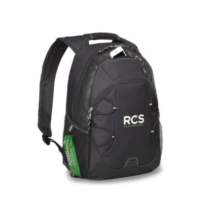 Matrix Computer Backpack Black