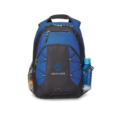Matrix Computer Backpack Blue