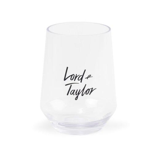 Soirée Tritan Stemless Wine Glass - 16 Oz. - Clear