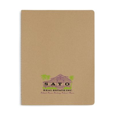 Moleskine® Cahier Ruled Letter Sized Journal Natural