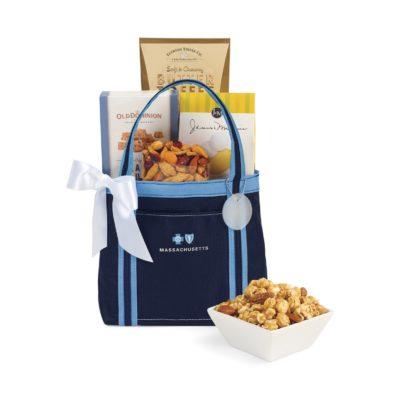 Piccolo Grab N' Gourmet Treats Tote Blue