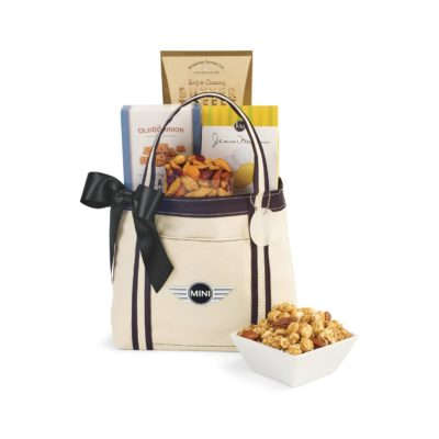 Piccolo Grab N' Gourmet Treats Tote Natural