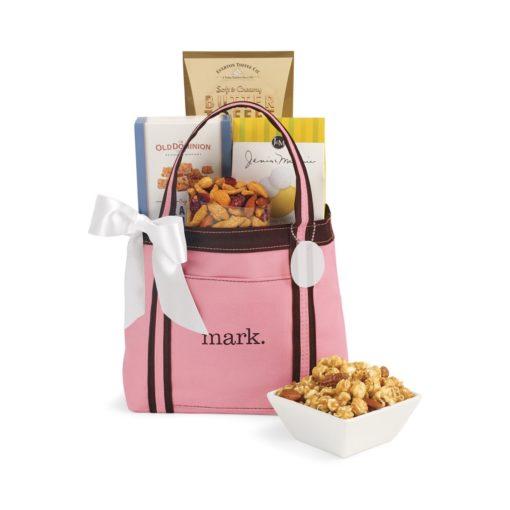 Piccolo Grab N' Gourmet Treats Tote Pink