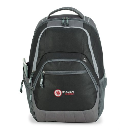 Rangeley Deluxe Computer Backpack - Black