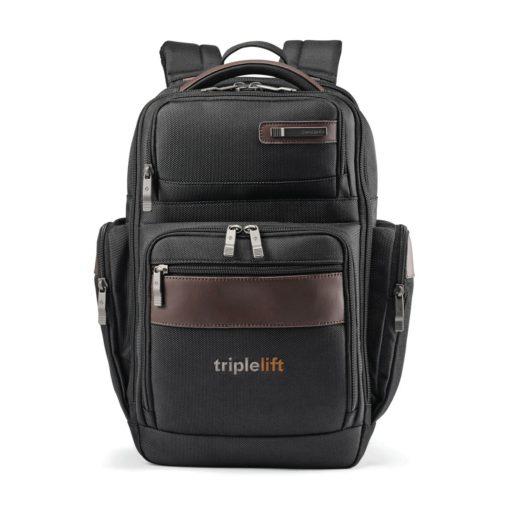 Samsonite Kombi 4 Square Backpack Black