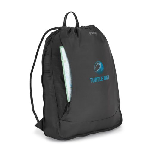 American Tourister® Voyager Cinchpack Black