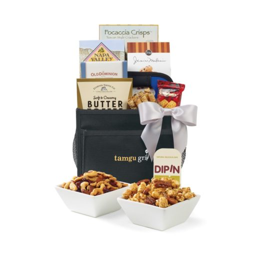 Everyday Sweets and Savory Gourmet Carry Caddy Black