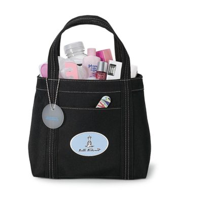 Piccolo Mini Tote Black