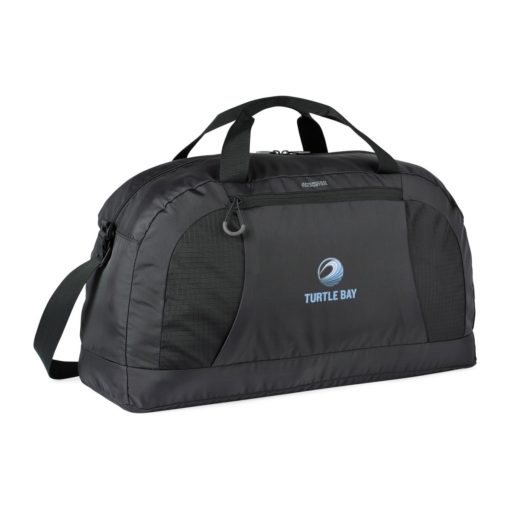 American Tourister® Voyager Packable Duffel Black