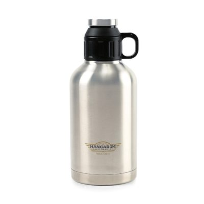 Aviana™ Outback Double Wall Stainless Growler - 64 Oz. Silver