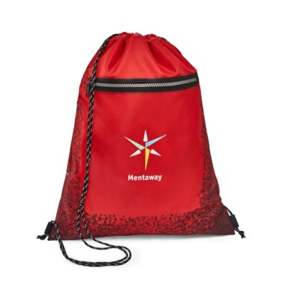 Cyclone Cinchpack Red